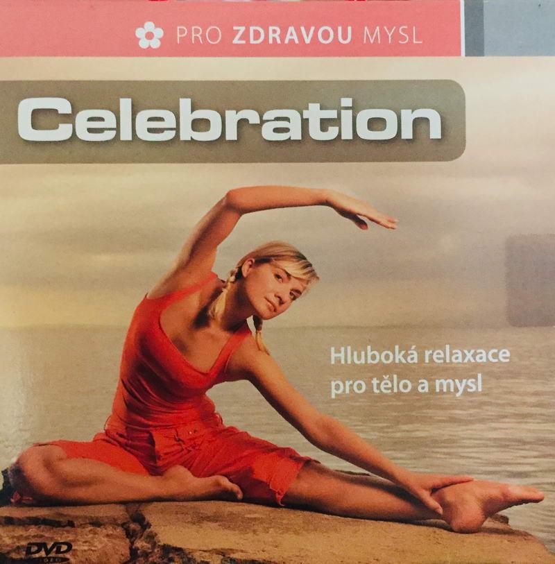 Celebration - Pro zdravou mysl - DVD /pošetka/