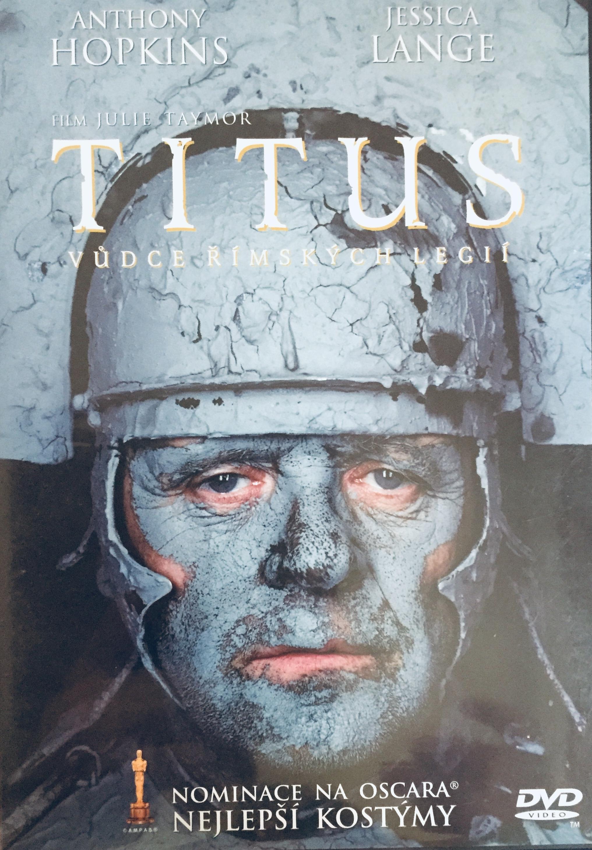 Titus - Vůdce římských legií - DVD /plast/