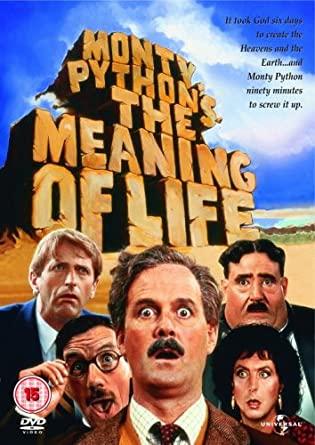 Monthy Python's The Meaning of Life/ Monty Pythonův smysl života - DVD /plast/
