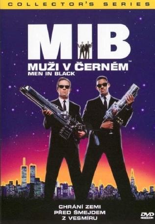 Muži v černém 1 - Collector's Series - DVD /plast/