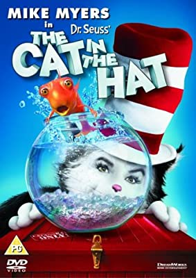 The Cat in the Hat - DVD /plast/
