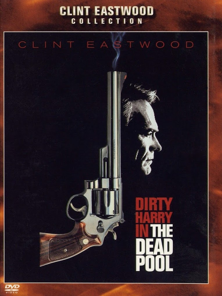 Dirty Harry in the Dead Pool - Clint Eastwood Collection - DVD /plast/