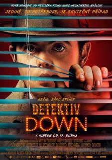 Detektiv Down - DVD /plast/