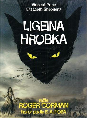 Ligeina hrobka - DVD /digipack/ /bazarové zboží/
