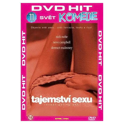 Tajemství sexu - Svět komedie 11 - DVD /pošetka/
