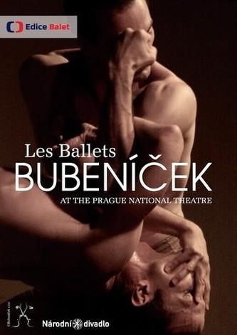Bubeníček - Les Ballets at the Prague National Theatre - DVD /plast/