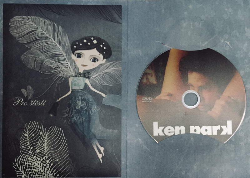 Ken Park - DVD /dárkový obal/