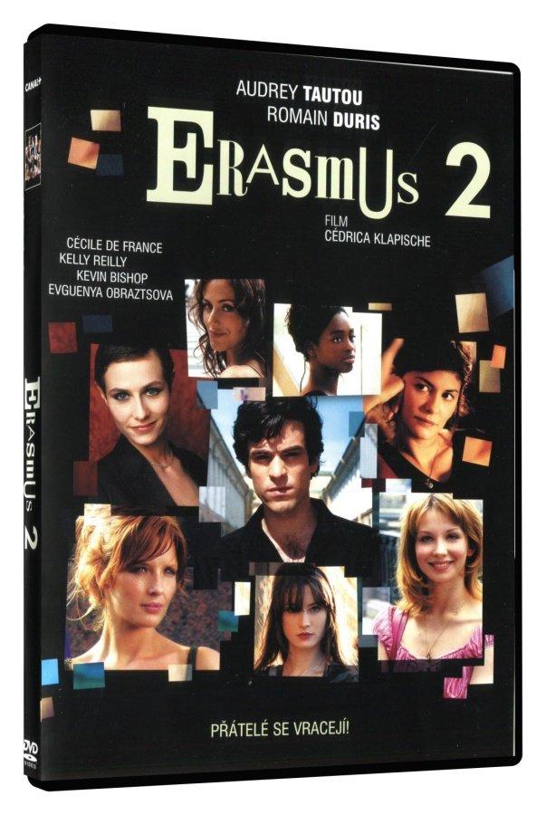 Erasmus 2 - DVD /plast/