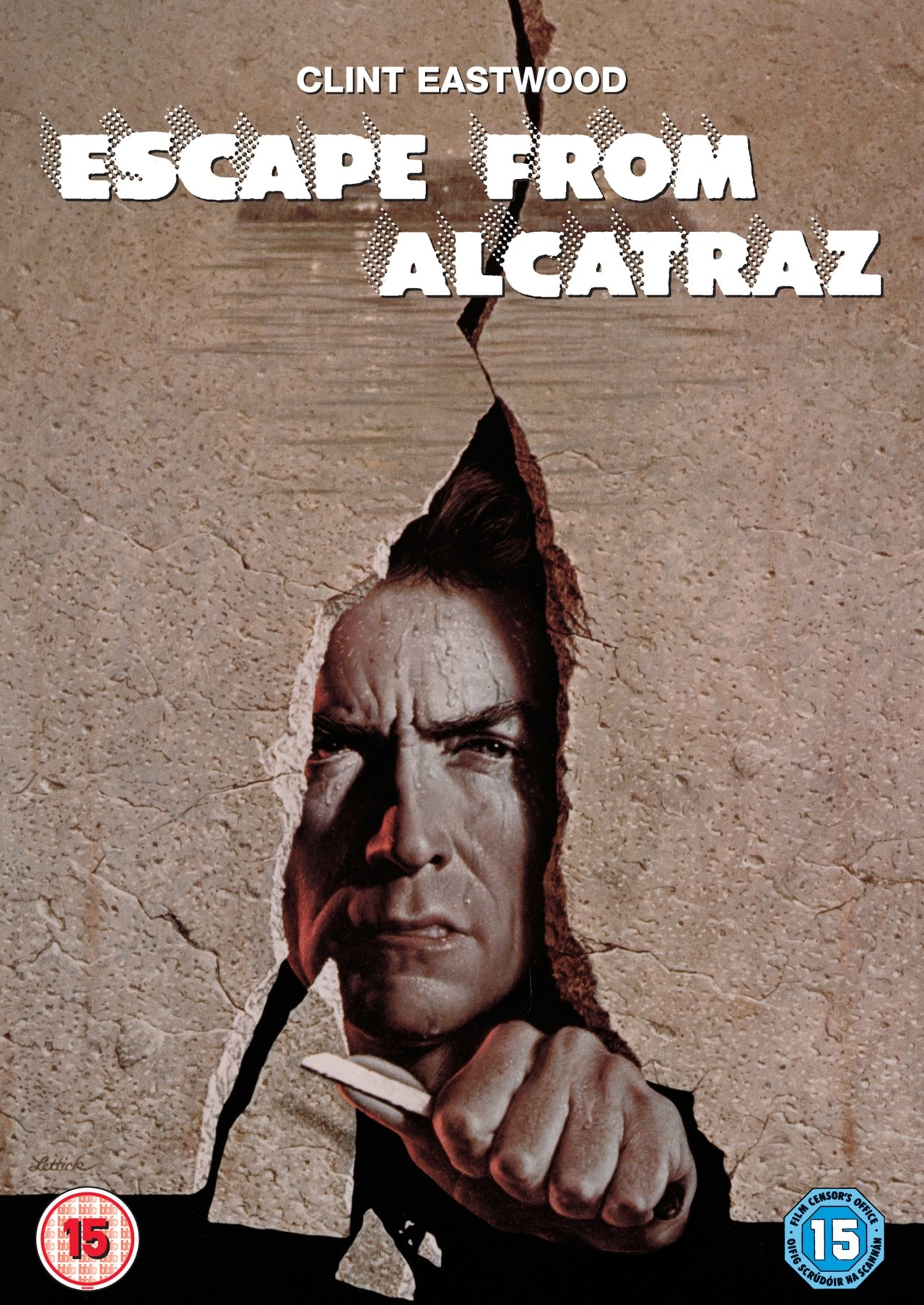 Escape from Alcatraz / Útěk z Alcatrazu - DVD /plast/