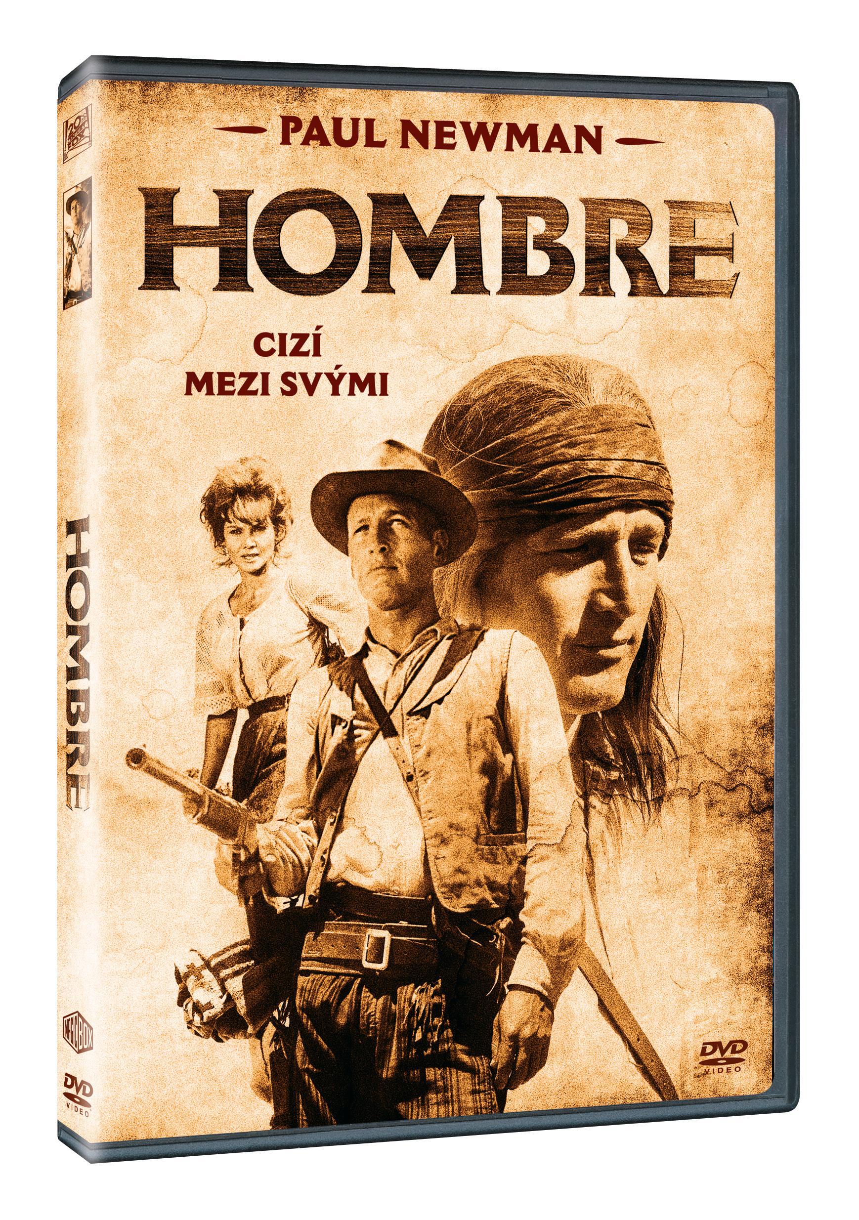 Hombre - Cizí mezi svými - DVD /plast/