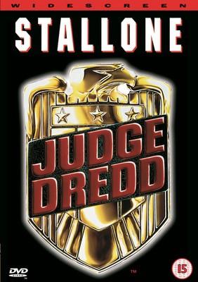 Judge Dredd - Stallone - DVD /plast/