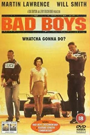 Bad Boys / Mizerové - DVD /plast/