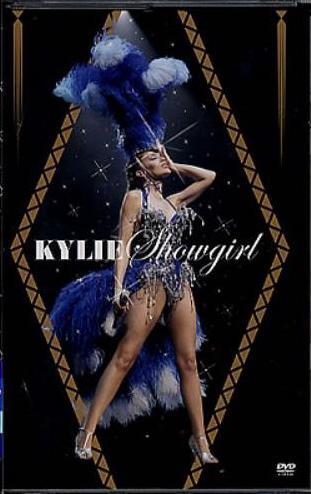 Kylie Showgirl - Kylie Minogue - DVD /plast/