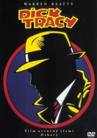 Dick Tracy - DVD /plast/