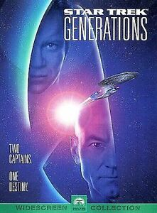 Star Trek - Generations - DVD /plast/