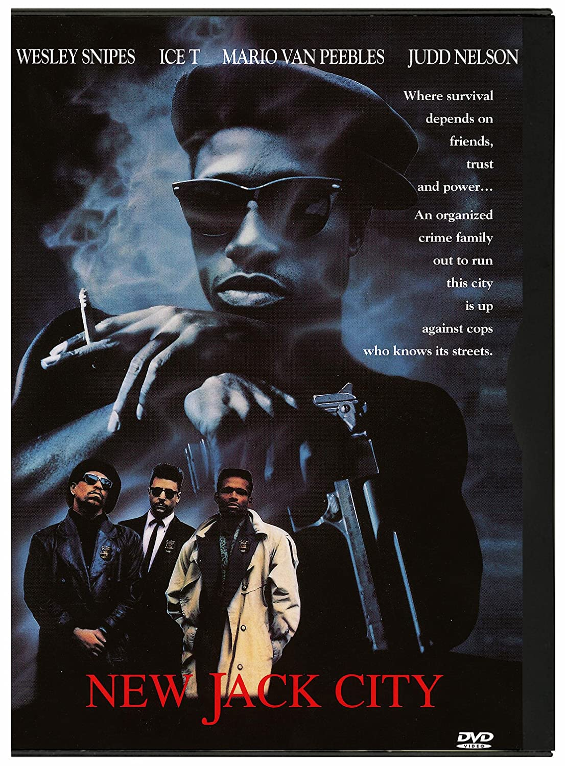New Jack City / Říše drog - DVD /plast/