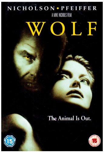 Wolf / Vlk ( originální znění, titulky CZ ) plast DVD
