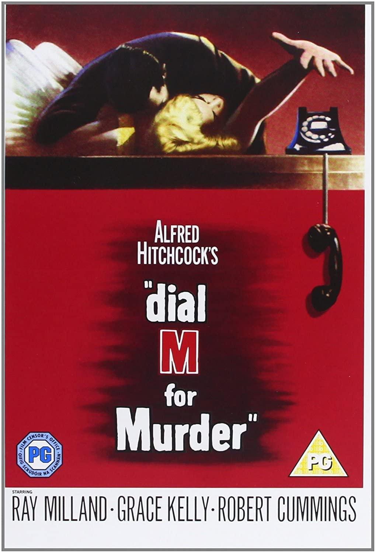 Alfred Hitchcock's Dial M for Murder / Vražda na objednávku - DVD /plast/