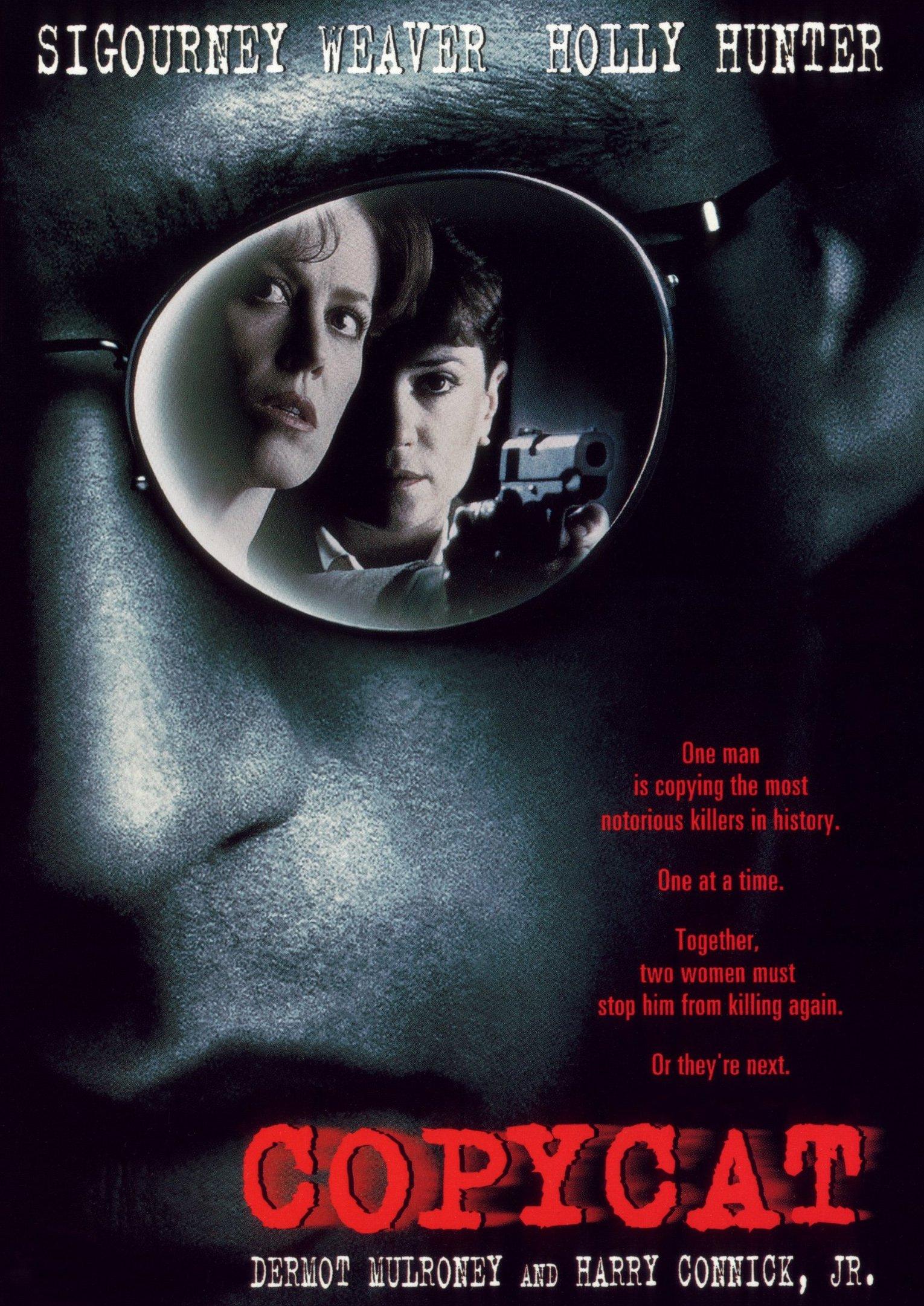 Copycat / Vraždy podle předlohy - DVD /plast/