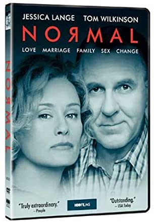 Normal - Jessica Lange/Tom Wilkinson - DVD /plast/