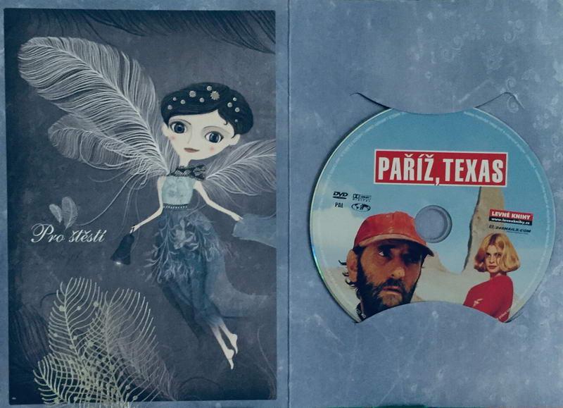 Paříž, Texas - DVD /dárkový obal/