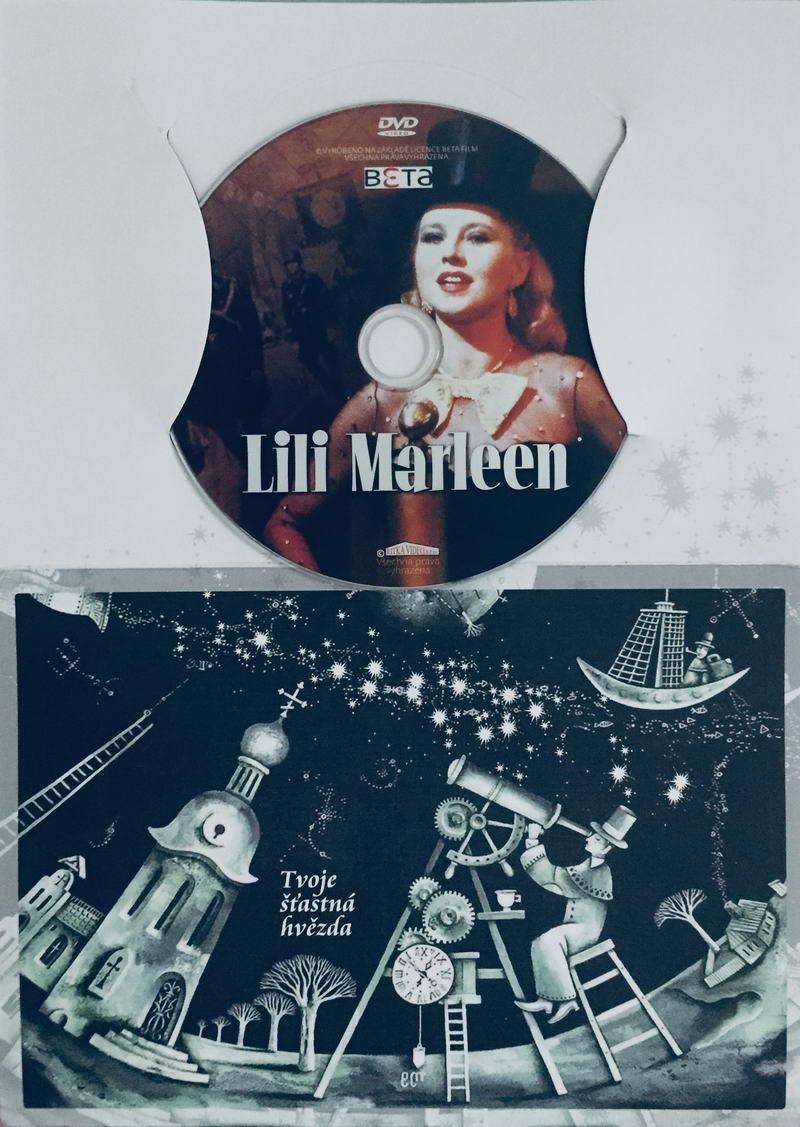 Lili Marleen - DVD /dárkový obal/