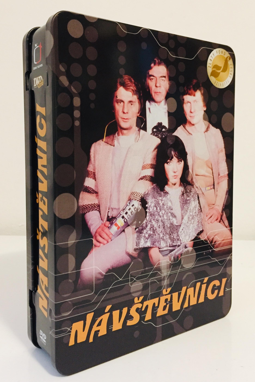 Návštěvníci - kompletní seriál - DVD v dárkovém plechovém boxu
