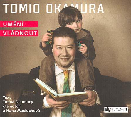 PC Audiokniha - Tomio Okamura - Umění vládnout - MP3 /digipack/