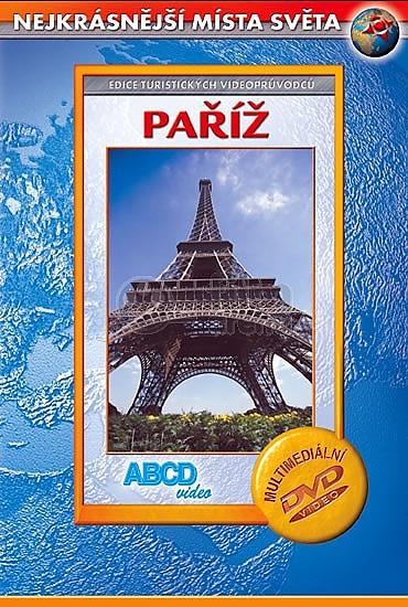 Nejkrásnější místa světa - Paříž - DVD /plast/