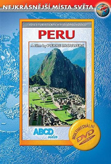 Nejkrásnější místa světa - Peru - DVD /plast/