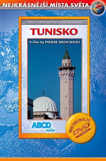 Nejkrásnější místa světa - Tunisko - DVD /plast/