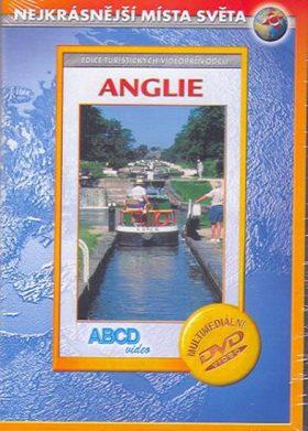 Nejkrásnější místa světa - Anglie - DVD /plast/