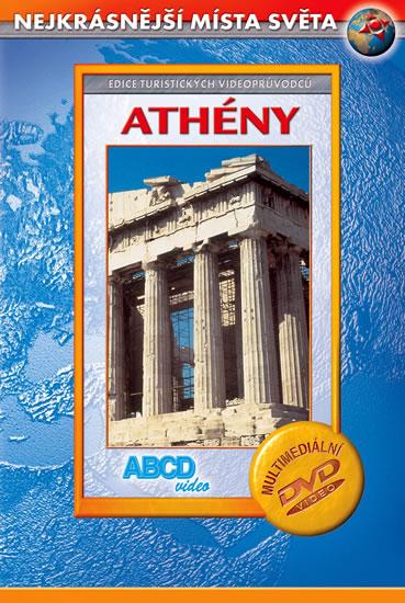 Nejkrásnější místa světa - Athény - DVD /plast/