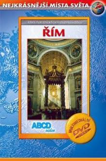 Nejkrásnější místa světa - Řím - DVD /plast/