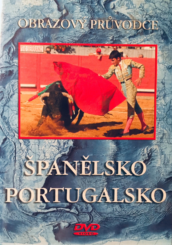 Obrazový průvodce - Španělsko Portugalsko - DVD /plast/