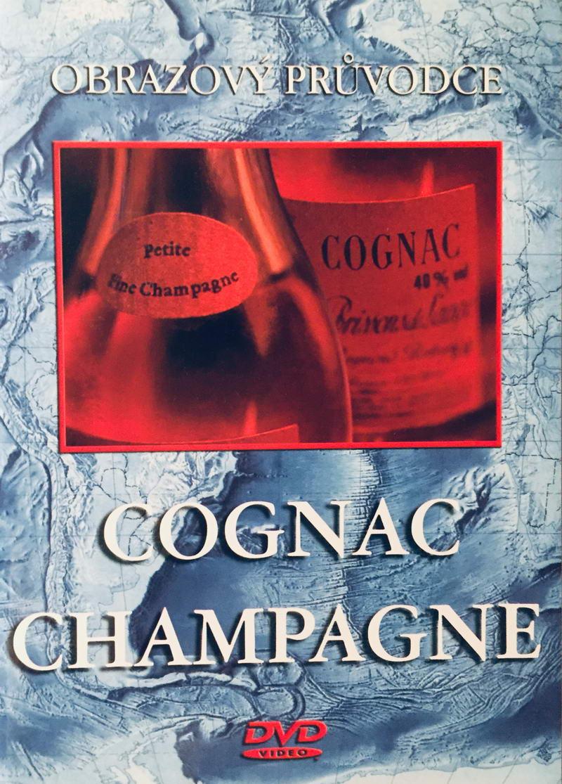 Obrazový průvodce - Cognac Champagne - DVD /plast/