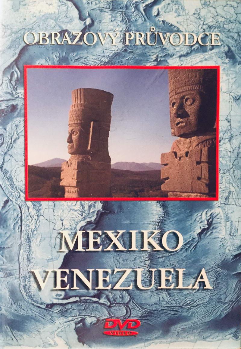 Obrazový průvodce - Mexiko Venezuela - DVD /plast/