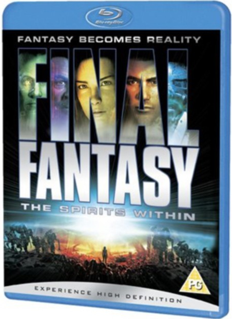 Final Fantasy: The Spirits Within ( Blu-ray )