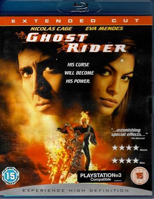 Ghost Rider ( originální znění ) - Blu-ray