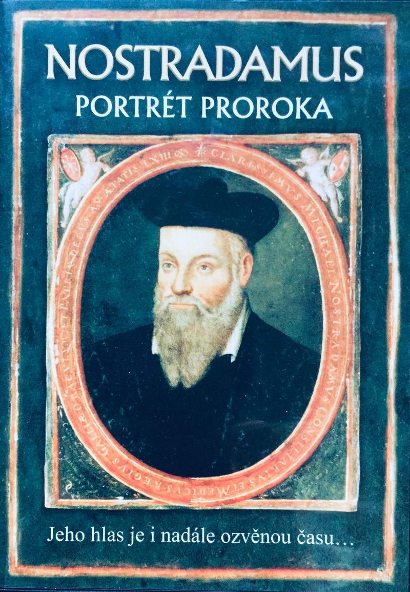 Nostradamus - Portrét proroka - DVD /plast/