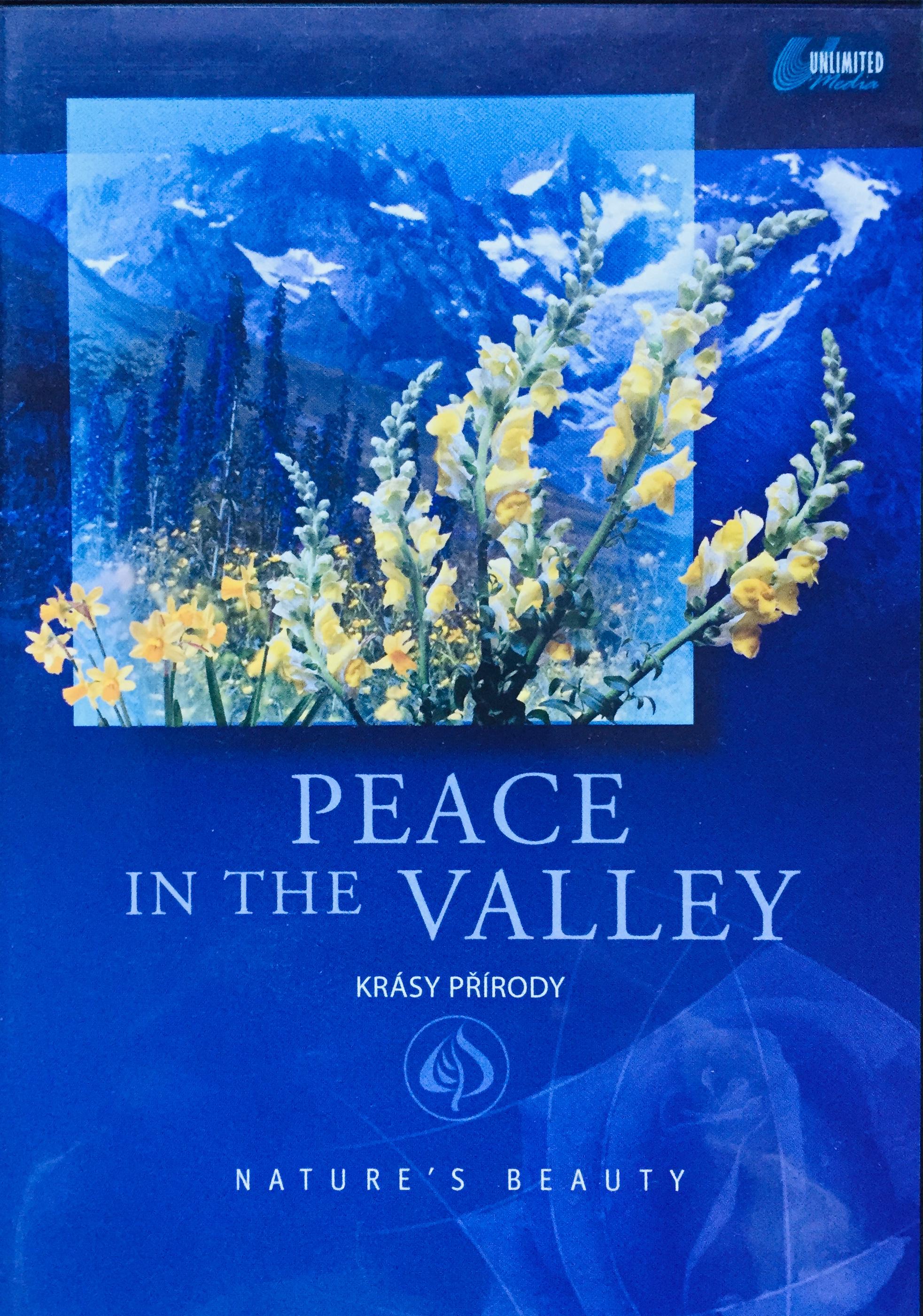 Peace in the Valley - Krásy přírody DVD /plast/