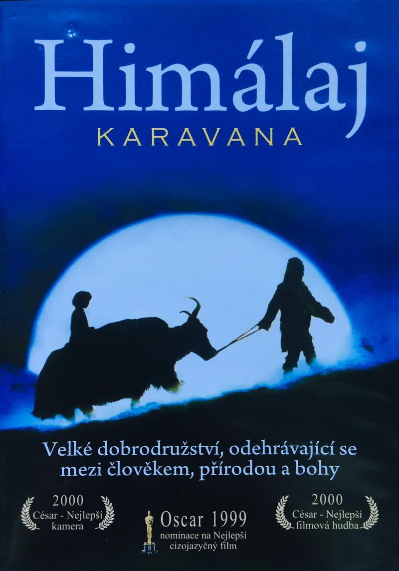 Himaláj - Karavana - DVD /plast/