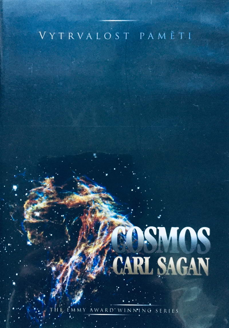 Cosmos - Vytrvalost paměti - Carl Sagan - DVD /plast/