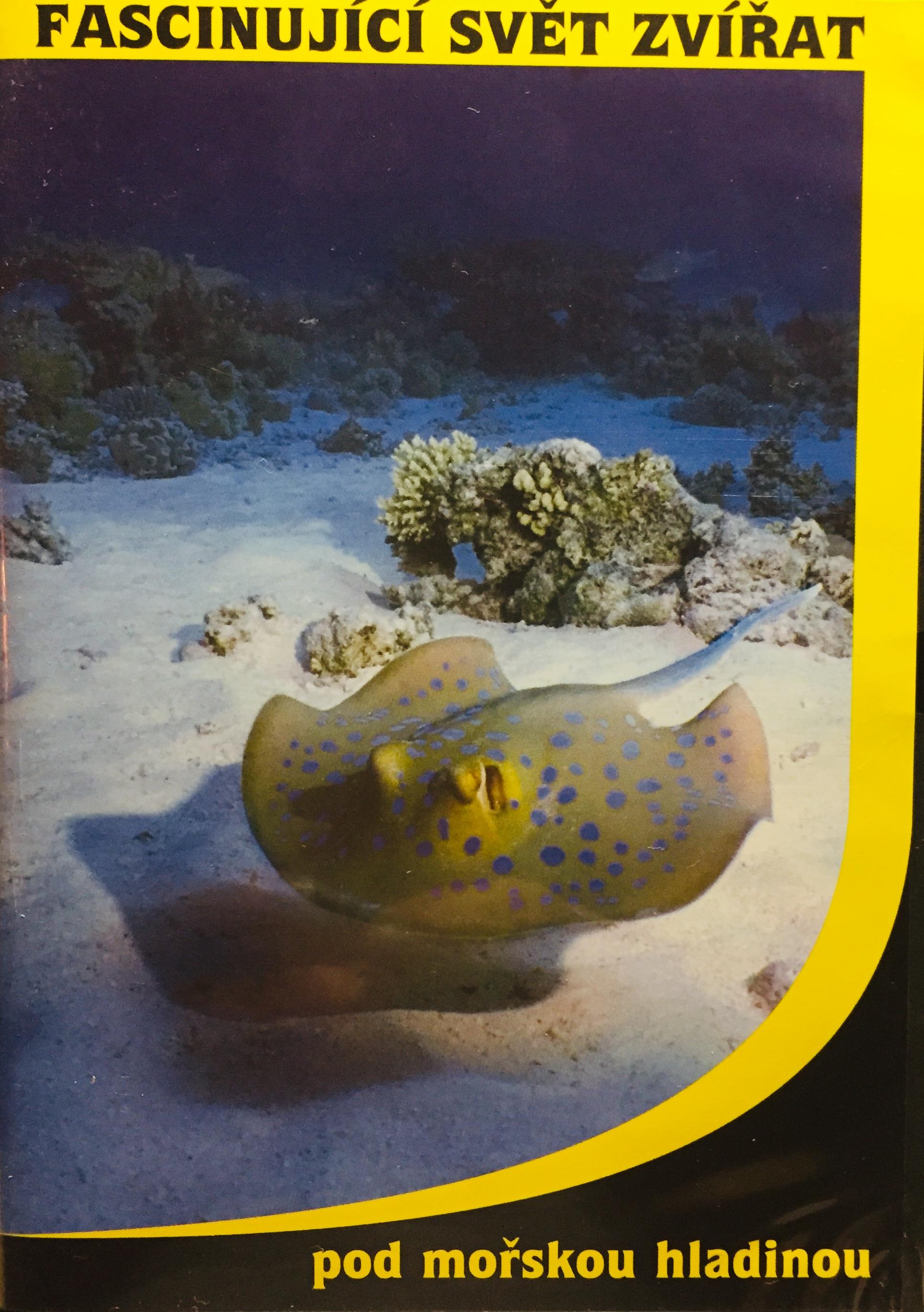 Fascinující svět zvířat - pod mořskou hladinou - DVD /plast/
