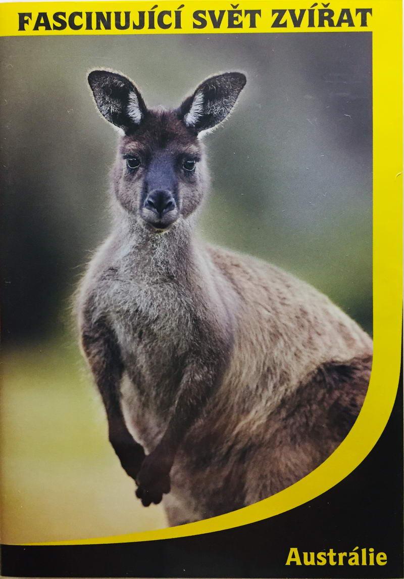 Fascinující svět zvířat - Austrálie - DVD /plast/