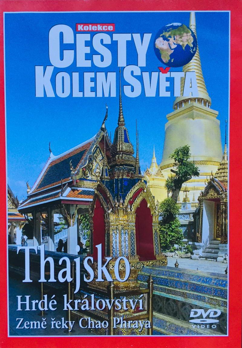 Cesty kolem světa - Thajsko - DVD /plast/