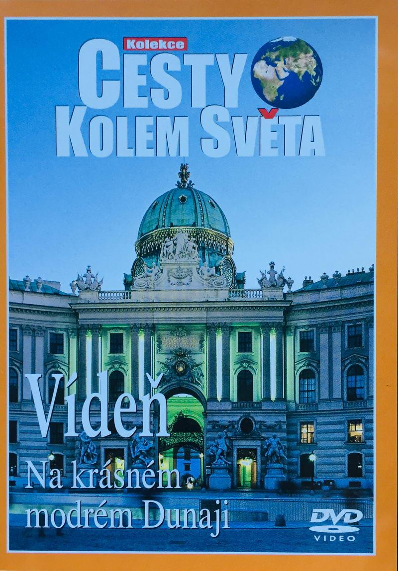 Cesty kolem světa - Vídeň - DVD /plast/