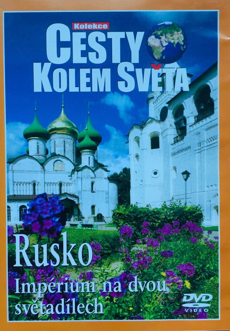 Cesty kolem světa - Rusko - DVD /plast/