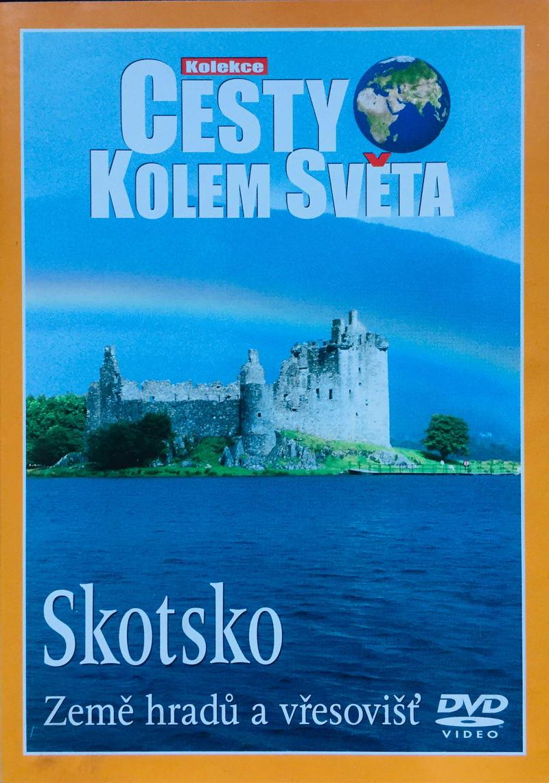 Cesty kolem světa - Skotsko - DVD /plast/