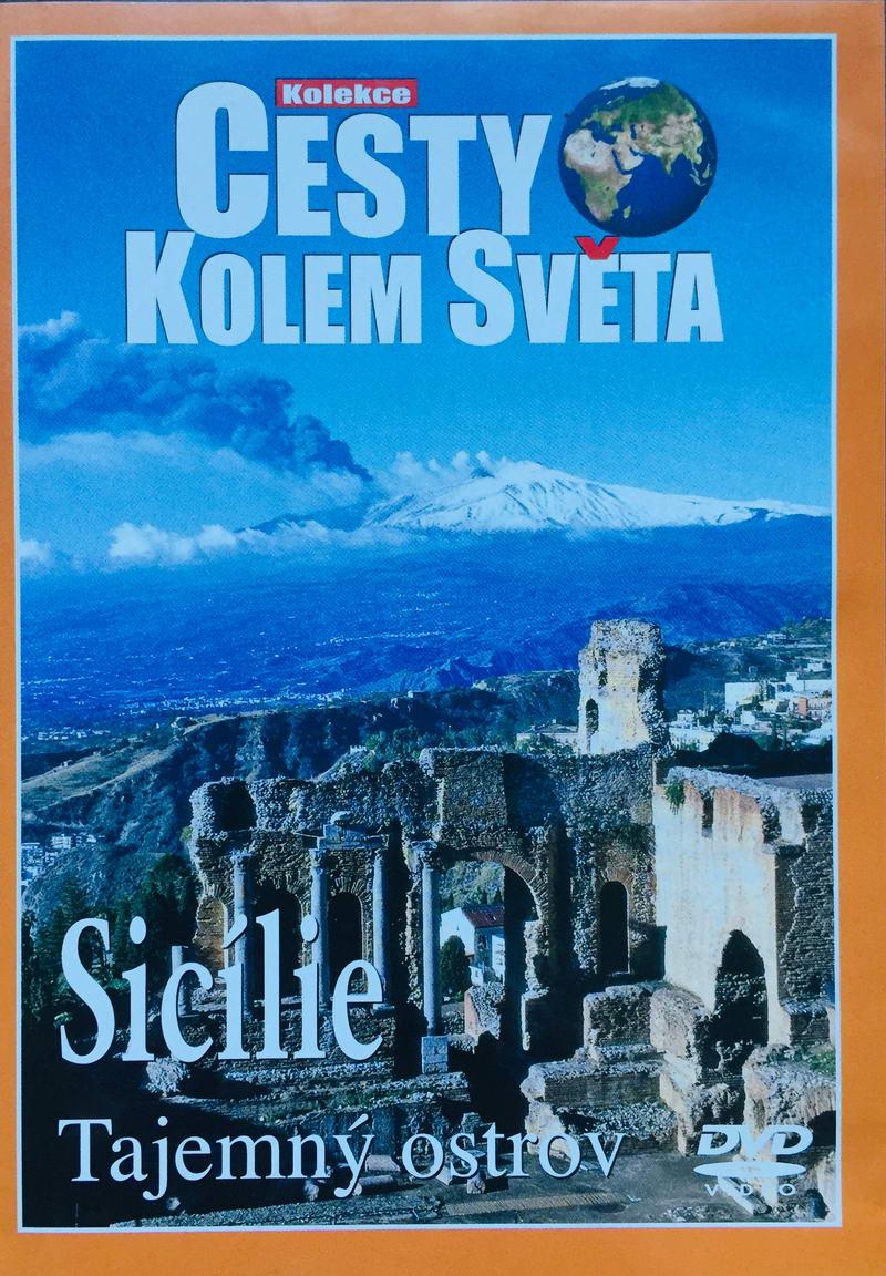 Cesty kolem světa - Sicílie - DVD /plast/